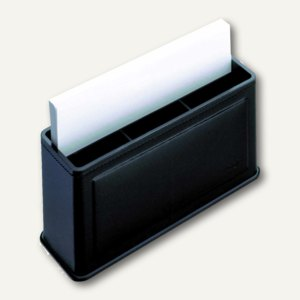 Monza Combi Box aus Lederfaserstoff A6