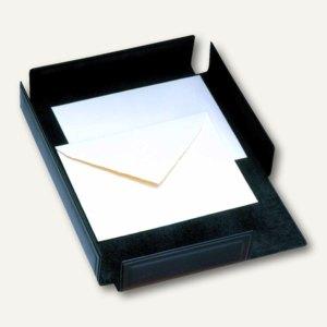 Monza Briefkorb aus Lederfaserstoff