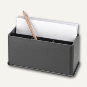 """Läufer """"Matton"""" Combi Box aus Kunststoff, 15 x 7,5 x 5 cm, schwarz, 36216"""
