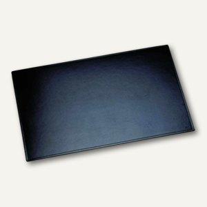 """Läufer """"Scala"""" Schreibunterlage aus Rindsleder, 65 x 45 cm, schwarz, 38436"""