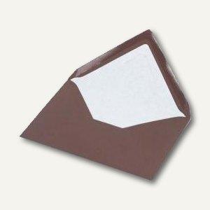 Briefumschläge mit Seidenfutter C6