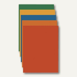 Exacompta Aktendeckel, farblich sortiert, VE 25 Stück, 220000E