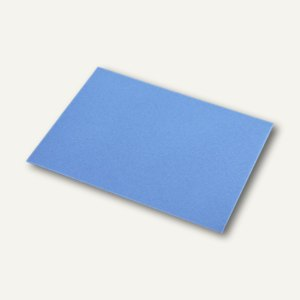Briefhüllen mit Seidenfutter C6, nasskl., dunkelblau gerippt, 100 St., 16400535