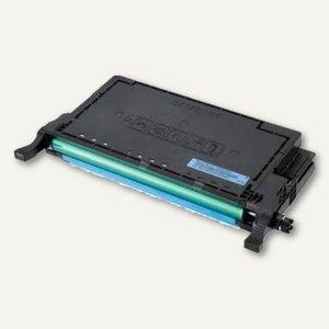 Samsung Toner für CLP-620 / CLP-670, ca. 2.000 Seiten, cyan, CLT-C5082S/ELS
