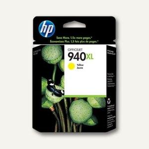 HP Tintenpatrone Nr.940XL, gelb, C4909AE