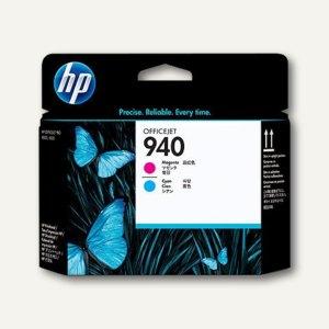 HP Druckkopf Nr.940, cyan /magenta, C4901A