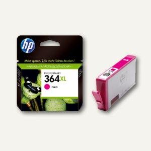 HP Tintenpatrone Nr. 364XL, magenta, CB324EE