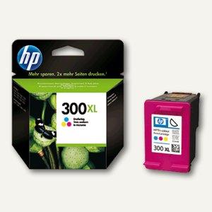 HP Druckkopfpatrone Nr.300XL, color, CC644EE
