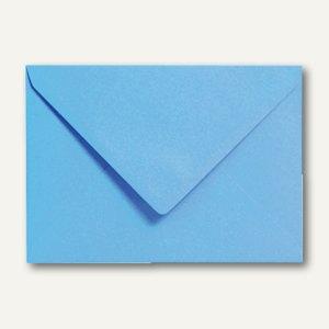 Clairefontaine Briefumschlag C5, nassklebend, 120 g/m², karibik, 20 St., 5552C