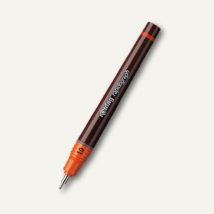 Rotring Tuschefüller Rapidograph, Strichstärke 1.0 mm, orange, 1903475