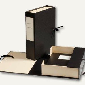 Dokumentensammler/-Box mit Schleife