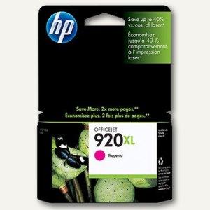 HP Tintenpatrone Nr.920XL, magenta, CD973AE