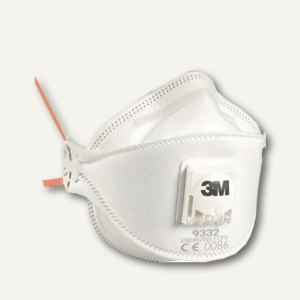 Artikelbild: Atemschutzmaske Komfort mit Ventil