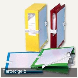 Archivmappe m. Metallschnalle