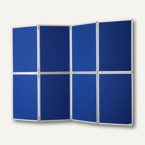Artikelbild: Mobile Präsentationswand/Raumteiler Filz