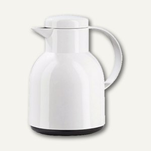 Emsa Isolierkanne Samba, weiß, 720 g, 1 l, 661101204