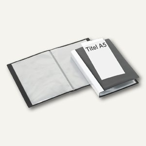 Präsentations-Sichtbuch A5