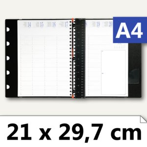 Terminkalender Exadiary A4
