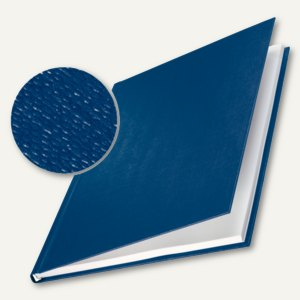 Buchbindemappe impressBind - DIN A4, 7 mm, Karton/Leinen, blau, 10St., 7391-00-3