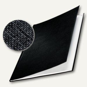 Buchbindemappe impressBind - DIN A4, 14.0 mm, Karton/Leinen, schwarz, 10 St., 73