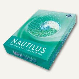 Artikelbild: mondi Recyclingpapier Kopierpapier Nautilus DIN A4 - 80g - 2.500 Blatt
