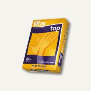 Inapa Universalpapier Tecno top, DIN A4, 80 g, 500 Blatt, 112801051