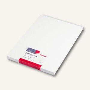 Regulus Signolit Selbstklebefolie DIN A4, weiß, matt, 100 Blatt, SC 44 A4