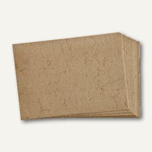 Folia Elefantenhaut DIN A4, 110 g/m², hellbraun, 50 Blatt, 950475