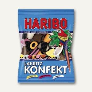 Haribo Konfekt Lakritz, 200 g, 140698