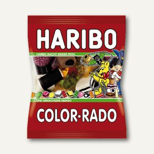 Haribo Color Rado Lakritz, 200 g, 140561