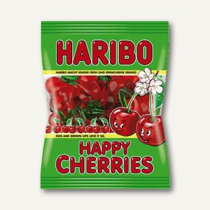 Haribo Happy Cherries, 200 g, 140681
