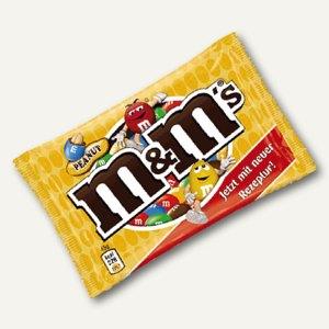 M&M's Peanut, Schokolade mit Erdnüssen, 45 g, 319022