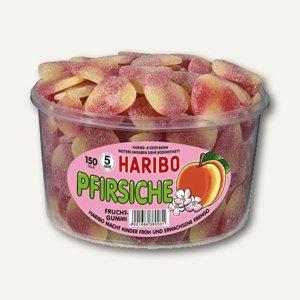Haribo Pfirsiche Fruchtgummi, 150 Stück, 829401