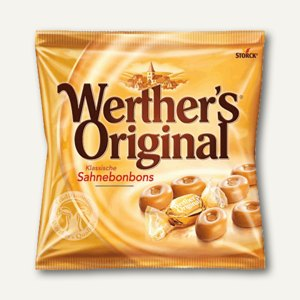Storck Werther`s Sahne-Bonbons, 120 g, 322545