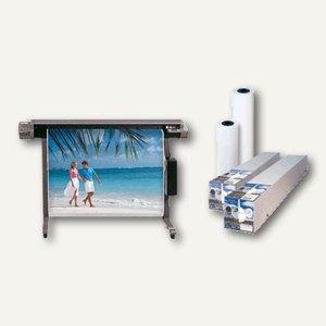 "Heipa InkJet-Plotterpapier, 90g/m², 91.4 cm x 45 m x 2"", weiß, F 725 964"
