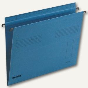 LEITZ SERIE 18 Hängemappe, DIN A4, seitlich offen, blau, 25 Stück, 1815-00-35