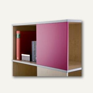"Moll Rotafile Magnettafeln f. ""Squarefile"" & Magnete, pink, 2 St., 417072"