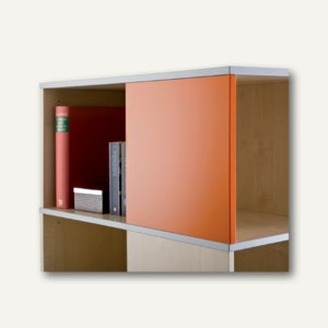 "Moll Rotafile Magnettafeln f. ""Squarefile"" & Magnete, orange 2 St., 417082"