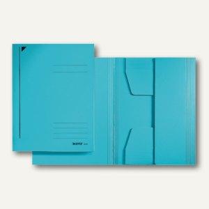 LEITZ Jurismappe DIN A5, 320 g/m², bis 250 Blatt, blau, 3925-00-35