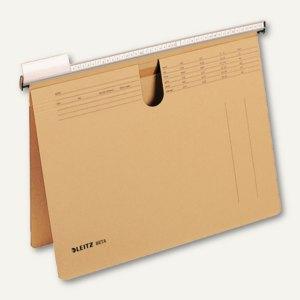 BETA Hängehefter DIN A4, kaufm. Heftung, Tasche, natron,25 Stück, 2512-00-00