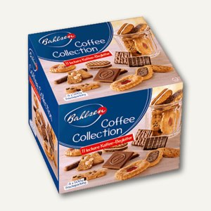 Artikelbild: Gebäckmischung Coffee Collection 4 x 500 g