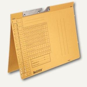 LEITZ Pendelhefter, DIN A4, 250 g/qm, Amtsheftung, natron, 50 Stück, 2194-00-00