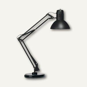 Energiespar-Tischleuchte SUCCESS 60, Standfuß, Höhe 66cm, schwarz, 100340237