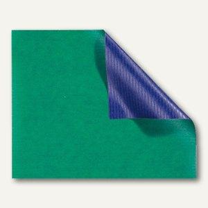 Folia Geschenkpapier grün-blau, 70 x 200 cm, 1 Rolle, 3605336