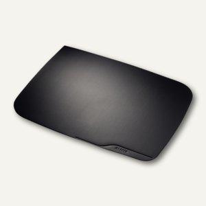 LEITZ Schreibunterlage Soft-Touch, 53 x 40 cm, PVC, schwarz, 5304-00-95