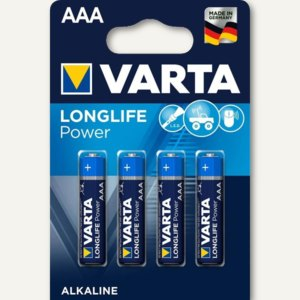 Artikelbild: Alkaline Batterien HIGH ENERGY