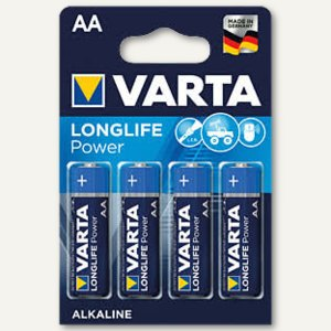 Alkaline Batterien HIGH ENERGY