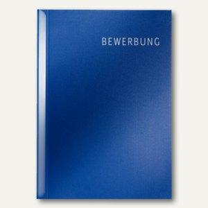 """LEITZ Bewerbungsset """"Schnell und Einfach"""",Karton,dunkelblau,5 Stück, 3972-00-39"""