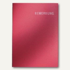 "LEITZ Bewerbungsmappe ""Exklusiv"", DIN A4, Karton, bordeaux, 3974-00-28"