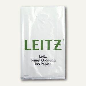LEITZ Plastik-Tragetasche mit Werbeaufdruck, für 2 Ordner, 500 St., 98109903
